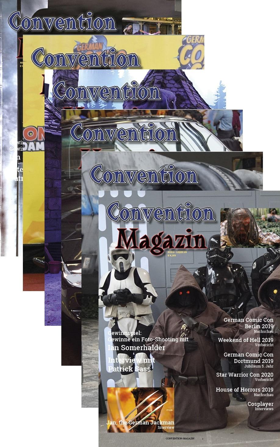 Magazin Abo 6 Ausgaben