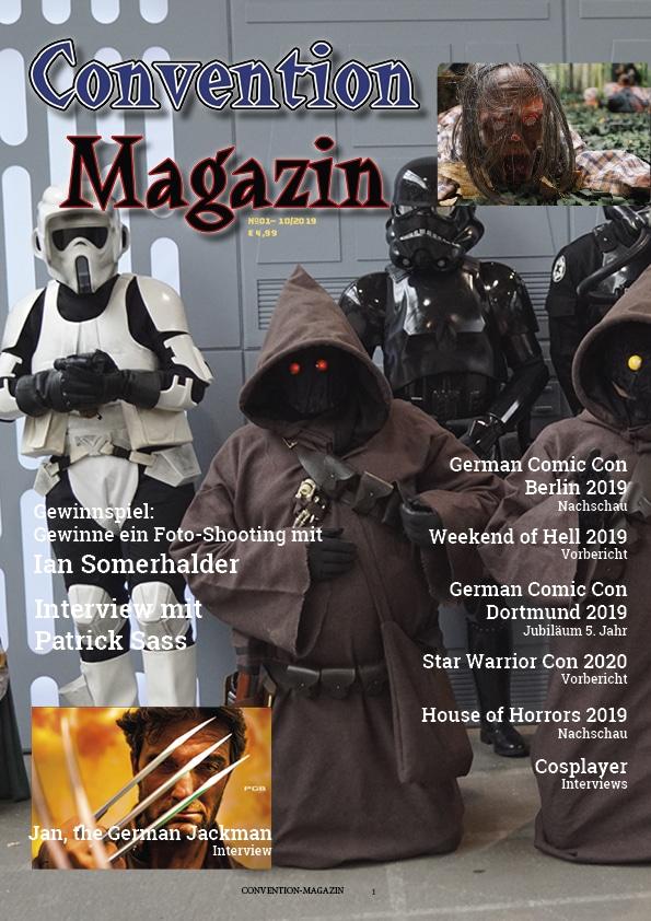 Magazin Ausgabe 1