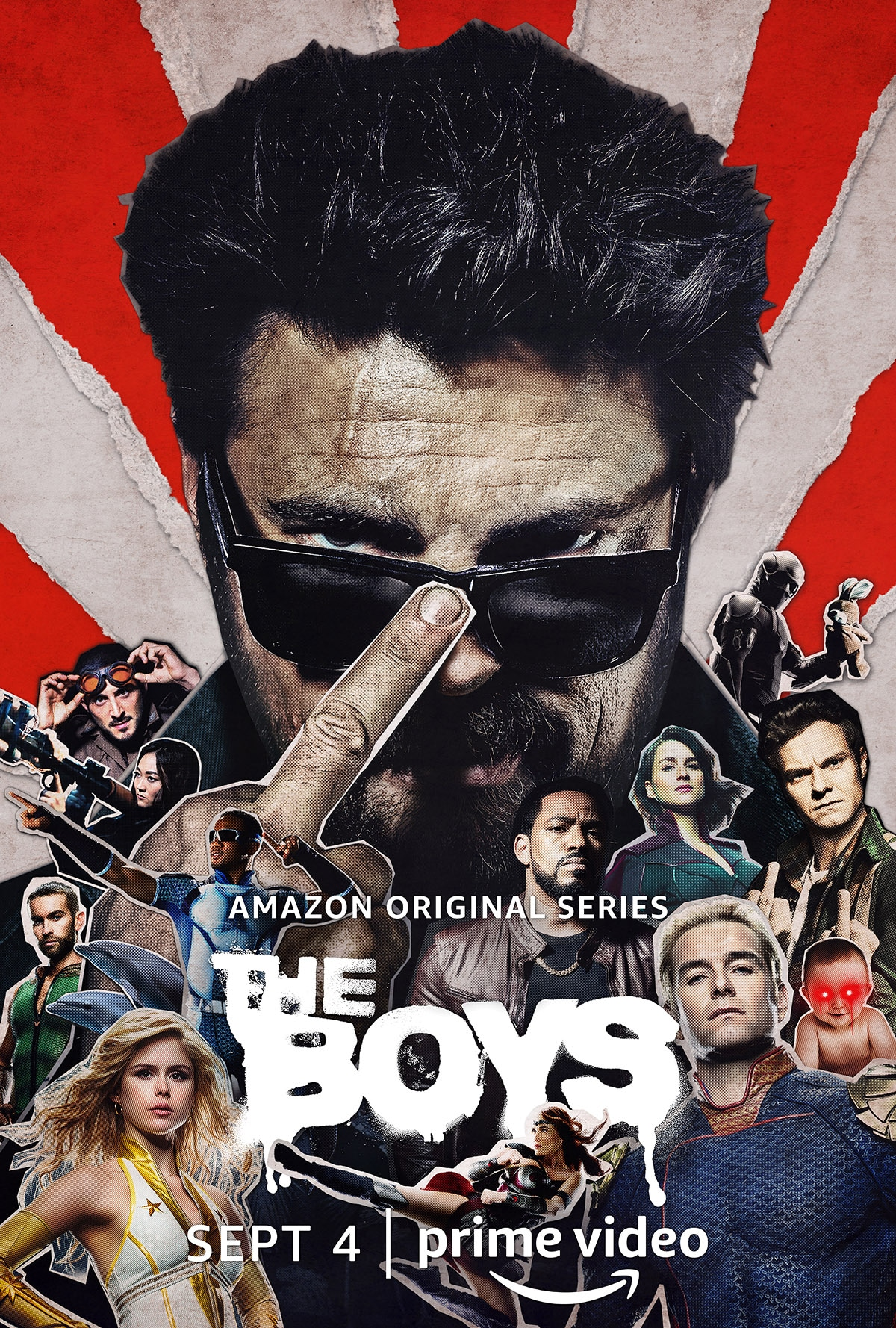 Blacklist Staffel 4 Amazon Prime