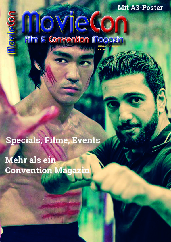 MovieCon- Film- & Convention Magazin Ausgabe 1